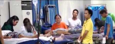 Mga dinadapuan ng lifestyle diseases, pabata ng pabata - ayon sa DOH