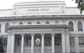 Malacañang at Kongreso, pinagkukomento ng Supreme Court sa mga panibagong petisyon kontra sa martial law extension sa Mindanao