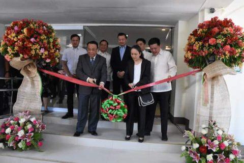 Pagbubukas ng bagong Hall of Justice ng Metropolitan Trial  Courts ng Valenzuela City, pinasinayaan