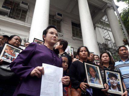 Paninisi ng DOH kay PAO chief Atty. Persida Acosta sa measles outbreak, diversionary tactic lamang