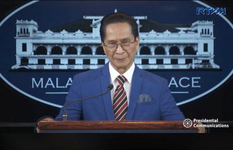 Malakanyang, hindi pabor na alisan ng Scholarship ang mga Iskolar ng Bayan na sumasama sa mga anti-Government rally