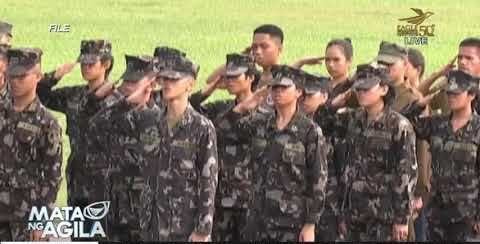 Panukalang ibalik ang mandatory ROTC training sa mga Senior High school at College tinalakay na sa Senado