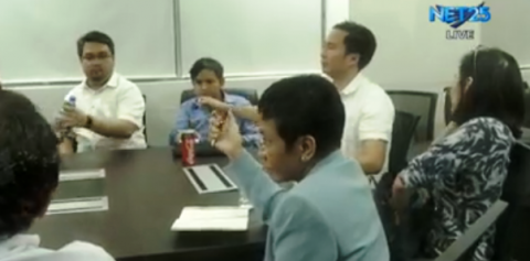 Maria Ressa ng Rappler, pinapalaki lamang ang isyu - Malakanyang