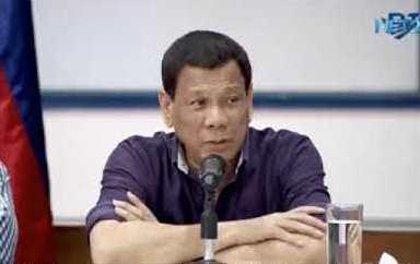 Tuluyang pagkawala ng iligal na droga sa bansa , ibig ipahiwatig ni Pangulong Duterte sa pahayag na mas magiging madugo ang War on Drugs