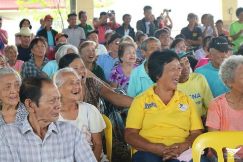 Pensyon ng mga Senior Citizens isinusulong na itaas pa