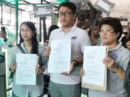 Alliance of Concerned Teachers iniapela sa Court of Appeals ang pagbasura nito sa petisyon nila laban sa profiling ng PNP sa mga myembro nitong guro