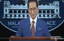 Malakanyang, naniniwalang lehitimong police operation ang pagkakapatay sa 14 magsasaka sa Negros Oriental