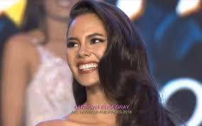 2018 Miss Universe Catriona Gray, tutungong Indonesia naman sa March 8
