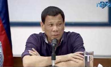 Pangulong Duterte, nais kausapin ang COA at Ombudsman tungkol sa sistema ng auditing at pagsasampa ng kaso sa mga nasa gobyerno