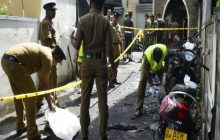 8 arestado sa Sri Lankan bombing; 290 naitalang patay