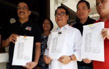 Loan agreement na pinasok ng Pilipinas sa Chico River Irrigation Pump Project ng China, hiniling sa Korte Suprema na ipahinto at ideklarang labag sa Konstitusyon
