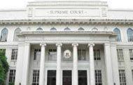 Korte Suprema, pinagtibay ang notice of disallowance na inisyu ng COA laban kay dating Laguna Gov. Teresita Lazaro at mga dating Provincial officials