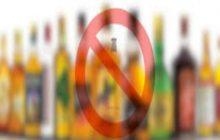 Liquor ban ipatutupad sa May 12 at May 13