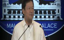 Justice Secretary Menardo Guevarra, itinalagang OIC habang wala si Pangulong Duterte sa bansa