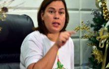 Mayor Sara Duterte ng Hugpong ng Pagbabago, nagpatawag na ng meeting para talakayin ang issue ng Senate leadership
