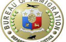 35 Tsino na iligal na nagtatrabaho bilang construction workers, arestado ng BI sa Parañaque