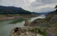 Antas ng tubig sa Angat dam, bahagyang bumaba