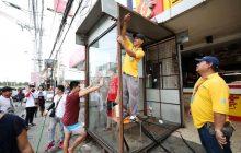 Clearing operations sa mga kalsada sa Taguig city, pinaigting na rin