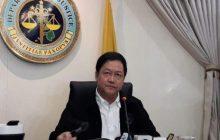 Pag-review sa Good Conduct Time Allowance ni dating Calauan, Laguna mayor Antonio Sanchez, sisimulan sa susunod na buwan - DOJ