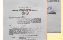 DOJ at DILG, bumuo ng Joint committee na magrerebyu sa panuntunan sa GCTA