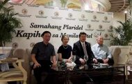 Pamunuan ng Filipino-Chinese businessmen, hinimok ang gobyerno na tanggapin ang alok ng Tsina na joint exploration sa West Philippine Sea