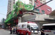 Manila mayor Isko Moreno, kinumpirmang may mga naipit sa gumuhong gusali ng Sogo sa Malate