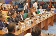 Isa pang grupo ng BuCor officials na tetestigo sana kahapon sa Senado, umurong dahil sa takot