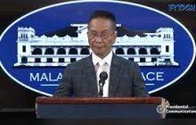 Umano'y pork insertion sa 2020 National Budget, hindi palulusutin ni Pangulong Duterte - Malakanyang