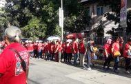 Mga Marcos supporters, nagprotesta sa Korte Suprema