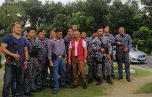 500 mga Pulis mula sa NCRPO idineploy sa Bucor