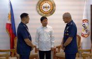 Pagbaba sa puwesto ni PNP Chief Gen. Oscar Albayalde, tinanggap na ni Pangulong Duterte