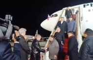 Pangulong Duterte dumating na sa Moscow Russia