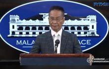Walang pressure mula sa Malakanyang sa ginawang pagbibitiw ni PNP Chief General Oscar Albayalde