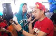 Mga grupo ng mga kabataan, nakisaya sa mala-concert performance nina Aikee at Rapido sa Philippine Arena