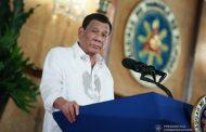 Panibagong lindol sa Mindanao, naramdaman ni Pangulong Duterte sa Davao city