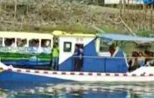 Pasig River ferry ipinabubuhay para makatulong sa pagpapaluwag ng trapiko sa Metro Manila