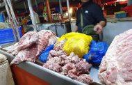 Halos 300 kilo ng hinihinalang botcha na pork ribs, nasabat sa isang palengke sa Maynila