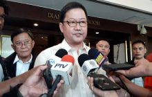 Justice Secretary Menardo Guevarra, hindi tatanggapin ang nominasyon sa kaniya bilang Associate Justice ng Korte Suprema