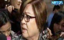 Justice Secretary Menardo Guevarra nagpaliwanag kung bakit natatagalan ang paglilitis sa drug case ni dating Senador Leila de Lima