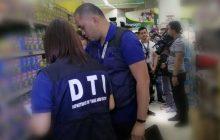 Ilang supermarkets ininspeksyon ng DTI