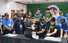 141 milyong pisong halaga ng iligal na droga, nasabat ng Customs sa isang warehouse sa Pasay City