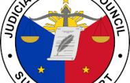 Unang batch ng mga aplikante para sa Associate Justice post na binakante ni Chief Justice Diosdado Peralta, nakatakdang sumalang sa JBC interview ngayong araw