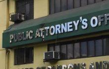 Halos 20 million pesos na budget cut sa PAO Forensics, paglabag sa Anti-Torture Act at Obstruction of Justice