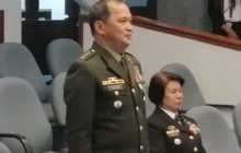 Appointment ni General Filemon Santos bilang bagong Chief of Staff ng AFP lusot na sa Commission on Appointments