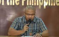 Pete Advincula alyas Bikoy, nagpiyansa para sa kasong Conspiracy to Commit Sedition