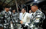 No touch policy kay Pangulong Duterte ipatutupad ng PSG