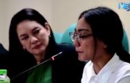 Taiwanese national na biktima ng sexual abuse at trafficking ng Pogo, iniharap ni Senador Risa Hontiveros