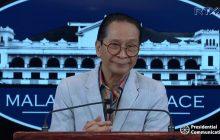 Senate hearing sa ABS-CBN franchise, hahayaan lang ng Malakanyang