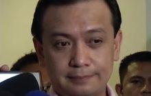 Dating Senador Antonio Trillanes IV at 10 iba pa sinampahan ng kaso ng DOJ sa Korte kaugnay sa planong pagpapatalsik kay Pangulong Duterte
