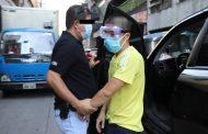 Chinese national na nahuling nagbebenta ng sinasabing gamot sa Covid 19, arestado ng NBI sa Binondo, Maynila
